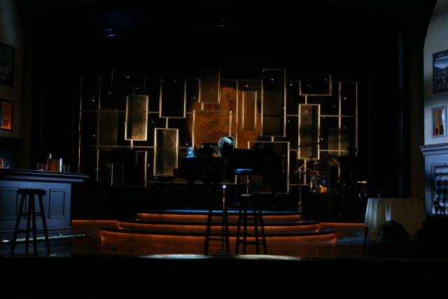 My Way at Theatre By The Sea | Joel E. Silver Lighting Design